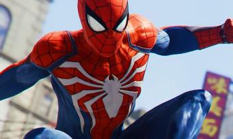 Spider-Man : l'homme-araignée s'offre un coup de pub au Japon, c'est 100% action