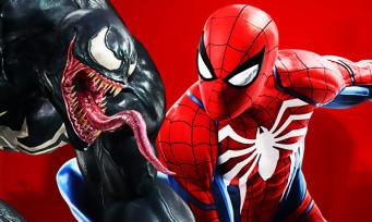 Spider-Man : Venom sera-t-il dans le jeu ? Insomniac Games répond à la question