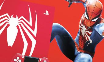 Spider-Man : les PS4 Pro et Slim collector confirmées, toutes les infos sur les bundles !