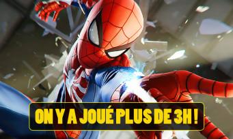 Spider-Man : plus de 3h de jeu dans la peau de Peter Parker et de Mary-Jane, nos impressions