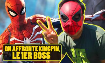 Spider-Man : 20 min de gameplay inédites qu'on vous décortique et commente en direct