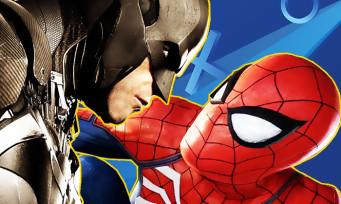 """Spider-Man : Insomniac Games félicite les Batman Arkham et """"souhaite être au même niveau"""""""