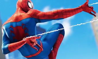 Spider-Man : le jeu cartonne sur PS4 et fait mieux que GOD OF WAR pour son lancement