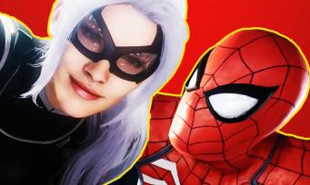 Spider-Man : le 1er DLC, The Heist, s'offre un trailer de lancement félin avec la Chatte Noire