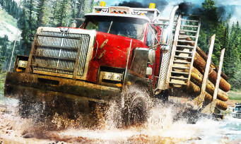 Spintires MudRunner: the game lands on the Epic Games Store, the game offered for life