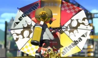 Splatoon 2 : une nouvelle arme arrive dans le jeu, voici les images