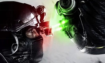 "Splinter Cell Blacklist : une nouvelle vidéo du mode multi ""Spies vs Mercs"""