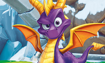 Spyro Reignited Trilogy : une très courte vidéo de gameplay balancée sur Twitter