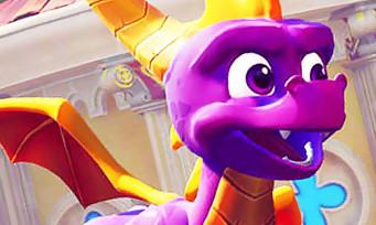 Spyro Reignited Trilogy : les chiffres de ventes du lancement dévoilés, c'est plutôt réjouissant