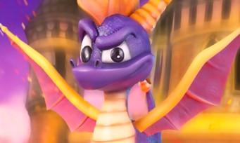 Spyro the Dragon : le jeu bientôt annoncé ? Un goodies mystérieux sème le doute