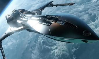 Star Citizen : une vidéo qui dévoile les nouveaux vaisseaux de la mise à jour 3.1