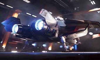 Star Citizen : l'alpha 3.2 présente ses nouveaux vaisseaux, la classe interplanétaire