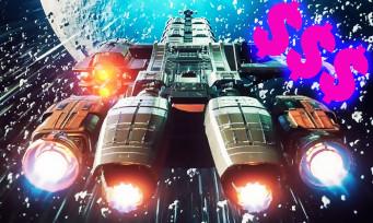 Star Citizen : c'est officiel, le jeu va dépasser les 190 millions de dollars de crownfunding