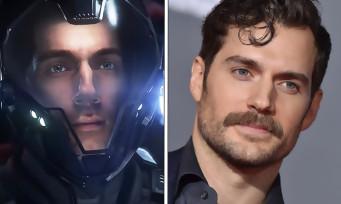 Star Citizen : Henry Cavill (Superman) est dans le jeu, nouveau trailer et infos !