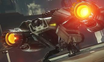 Star Citizen : le chasseur Drake Buccaneer dévoile ses gros moteurs en vidéo !