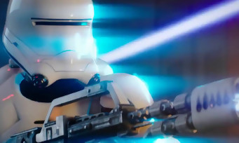 Star Wars Battlefront 2 : un trailer de lancement épique diffusé à la Paris Games Week 2017