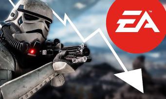 Star Wars Battlefront 2 : en dépit des critiques, Electronic Arts ne renoncera pas aux micro-transactions