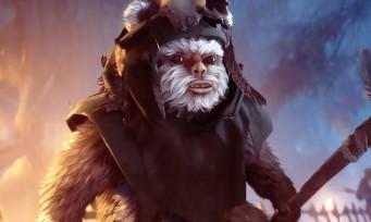 Star Wars Battlefront 2 : les Ewoks arrivent dans le jeu, la preuve en vidéo