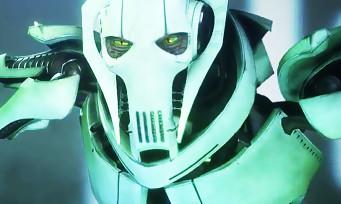 Star Wars Battlefront II : le Général Grievous se présente dans un trailer de gameplay tranchant