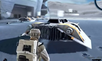Star Wars Battlefront III : de nouvelles vidéos du jeu annulé font surface