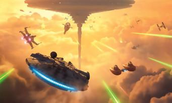 """Star Wars Battlefront : le DLC """"Rogue One : Scarif"""" a droit à un premier trailer"""