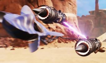 Star Wars Episode I Racers : le remaster enfin dispo, un trailer de lancement qui file à toute berzingue