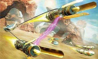Star Wars Episode 1 Racer : une première mise à jour et des éditions collector