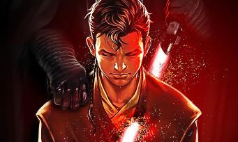 Star Wars Jedi Fallen Order : un premier artwork en fuite ?