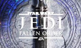 Star Wars Jedi Fallen Order : date et infos sur le reveal, une image bien classe en prime