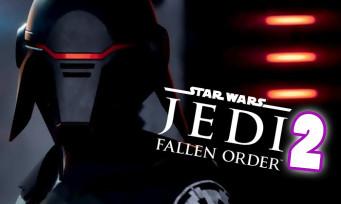 Star Wars Jedi Fallen Order : une suite déjà dans les tuyaux ? Respawn embauche du monde !