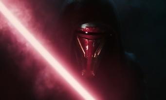 Star Wars Knights of the Old Republic : un remake sur PS5 et PC, voici le premier trailer