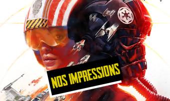 Star Wars Squadrons : on y a joué 4 heures, ça donne envie de conquérir toute la galaxie
