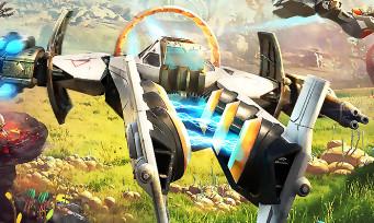 Starlink Battle for Atlas : le jeu disponible gratuitement sur Xbox One