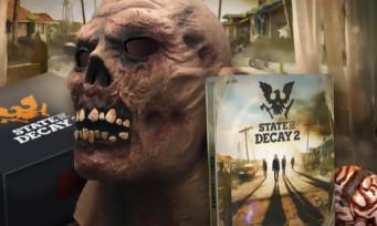 State of Decay 2 : l'édition collector dévoile son contenu en image