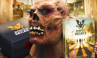 State of Decay 2 : il n'y aura pas le jeu dans l'édition collector, les explications