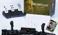 La manette de Steel Battalion sur PC ?