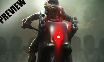 Steel Rats : on a joué à un Metroidvania rétro-futuriste avec des motos et des guns