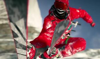 Steep : le DLC Winterfest s'offre un trailer tout en glisse