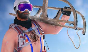 """StEEP : le DLC """"Winterfest"""" est disponible, voici les images et la vidéo"""
