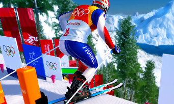 """Steep : le DLC """"En Route pour les Jeux Olympiques"""" dévale les pentes en vidéo"""