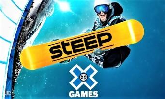 Steep : les Winter X Games arrivent dans le jeu via un DLC !