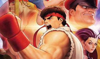 Street Fighter : une compilation 30ème anniversaire avec 12 jeux dedans, une 1ère vidéo