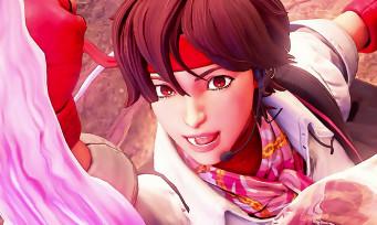 Street Fighter 5 : Sakura, Blanka, Falke, Cody, G et Sagat seront dans la Saison 3