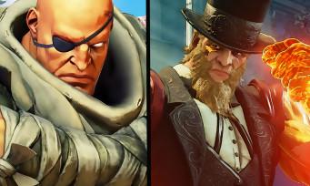 Street Fighter 5 : G et Sagat sont les deux derniers persos de la Saison 3, images et trailer