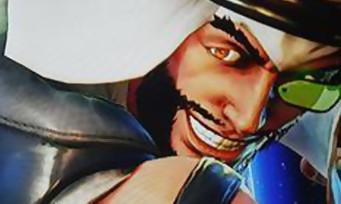 Rashid se une también a Street Fighter V