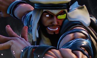Street Fighter 5 : un nouveau guide vidéo consacré à Rashid