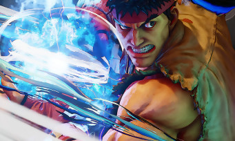 Test Street Fighter 5 sur PS4