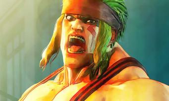Street Fighter 5 : Capcom dévoile les premières images d'Alex et son nouveau design