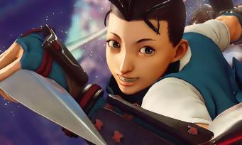 Street Fighter 5 : kunais, bombes et cape de Tanuki, voici la nouvelle Ibuki !
