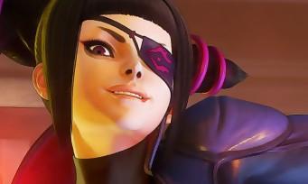 Street Fighter 5 : une vidéo pour célébrer l'arrivée de Juri sur PC et PS4